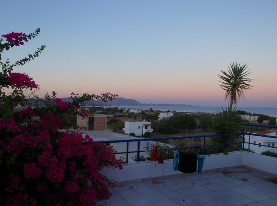 Gennadi, Greece: romantic evenings views