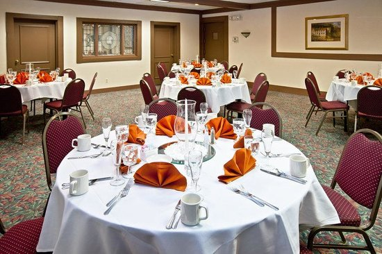 Holiday Inn Ann Arbor / University of Michigan: Banquet Room