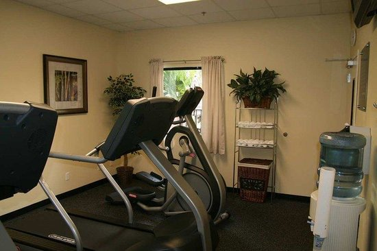 Hampton Inn Vero Beach: Fitness Center