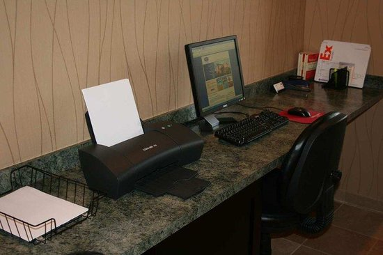Hampton Inn Vero Beach: Business Center