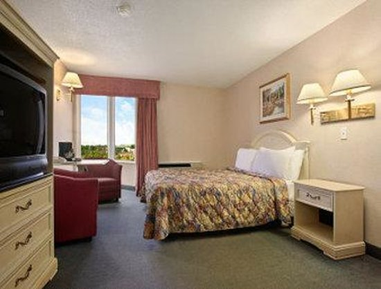 Travelodge Hotel by the Falls: Standard One Queen Bed Room
