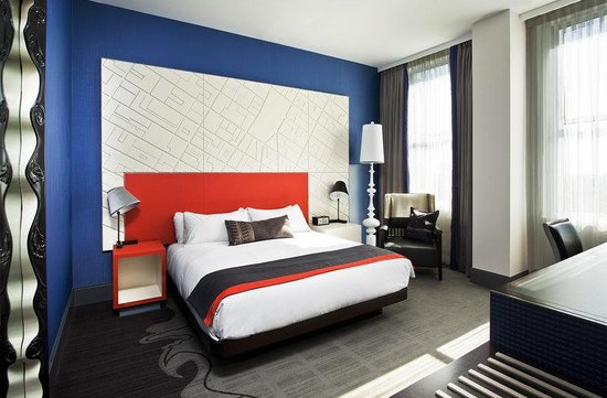 W New York - Union Square: Guestroom