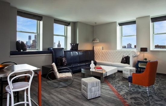 W New York - Union Square: E WOW Suite