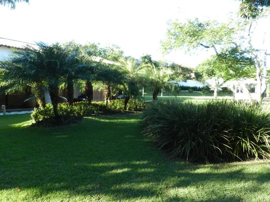 Serena Buzios Resort: Jardin