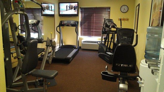 BEST WESTERN Posada Ana Inn-Airport: Exercise Room