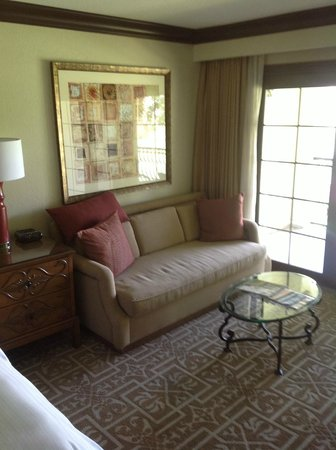Rancho Las Palmas Resort & Spa: Room