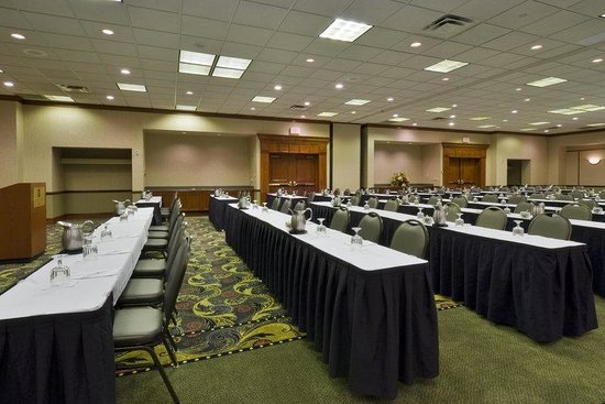 Embassy Suites Hotel Lexington: Ballroom - Classroom Style