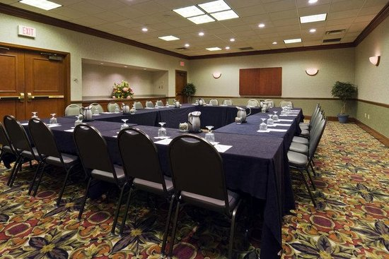 Embassy Suites Hotel Lexington: Meeting Room