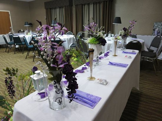 BEST WESTERN PLUS Lewisville/Coppell: Banquet Room