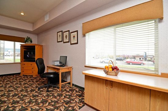 BEST WESTERN Newberg Inn: Business Center