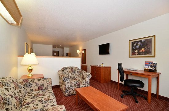 BEST WESTERN Newberg Inn: Guest Room