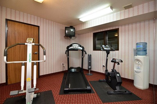 BEST WESTERN Newberg Inn: Fitness Center