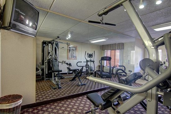 Griffin, GA: Fitness Room