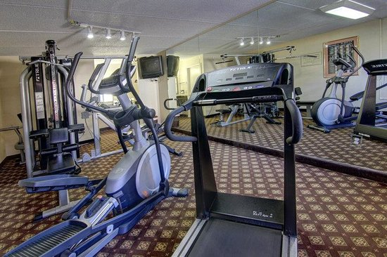 Griffin, Gürcistan: Fitness Room