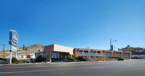 Tonopah, NV: THE BEST WESTERN Hi-Desert Inn