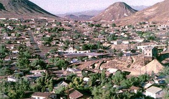 ‪‪Tonopah‬, نيفادا: View of Tonopah, a quaint silver mining town.‬