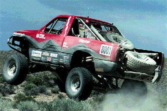 Tonopah, NV: Off road racing or romping is fantastic.