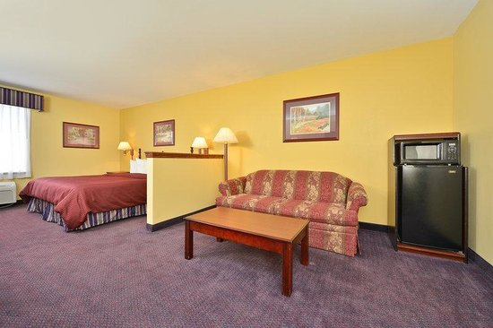 BEST WESTERN Clearlake Plaza: Suite