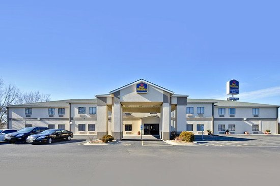 BEST WESTERN Clearlake Plaza: Exterior