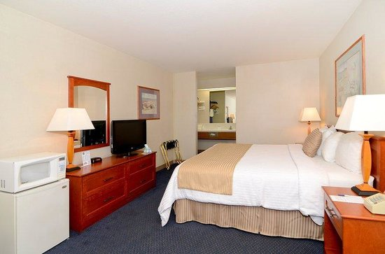 BEST WESTERN Airport Inn: Guest Room