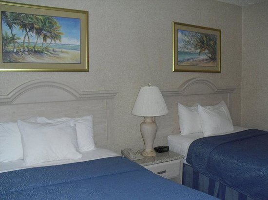 BEST WESTERN Ocean Reef Suites: Standard Double Guest Room
