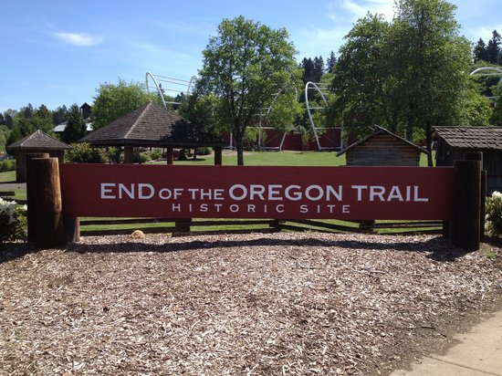 Oregon City, OR : Official End of the Oregon Trail Site