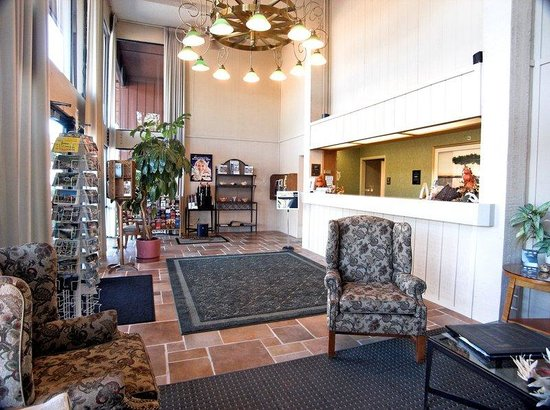 BEST WESTERN PLUS Sonora Oaks Hotel & Conference Center: Lobby