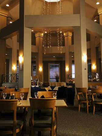 Executive Royal Hotel Calgary: Restaurant