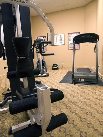 Executive Royal Hotel Calgary: Workout Room
