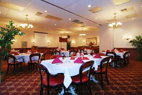 BEST WESTERN Eureka Inn: Victorian Function & Meeting Room