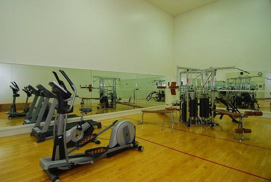 BEST WESTERN Eureka Inn: Fitness Center