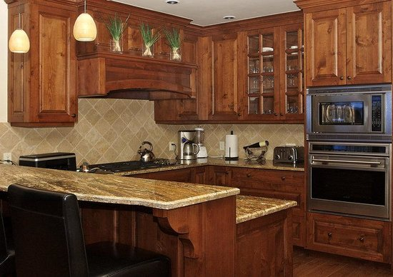 Vail Cascade Resort & Spa : Other-Westhaven Condominums_Unit A201_Kitchen
