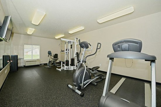 BEST WESTERN Beacon Inn: Fitness Center