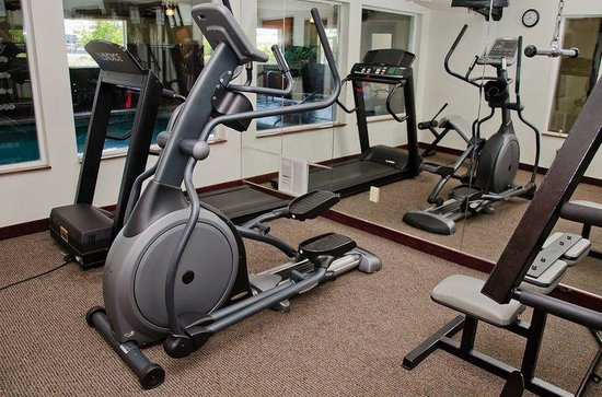 Ellensburg, WA: Treadmill And Elliptical
