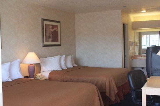 Bullhead City, AZ: Double Room