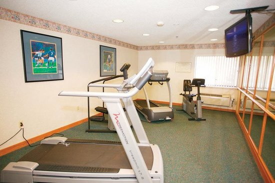 La Quinta Inn Milwaukee Airport / Oak Creek: Fitness Center