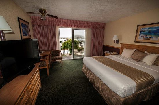BEST WESTERN PLUS San Marcos Inn: Guest room