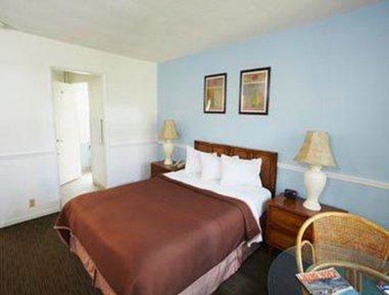 Travelodge Laguna Beach: Standard 1 Queen Bed Room