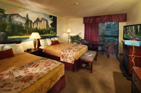 BEST WESTERN PLUS Yosemite Gateway Inn: Double Queen
