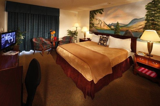 BEST WESTERN PLUS Yosemite Gateway Inn: King Room