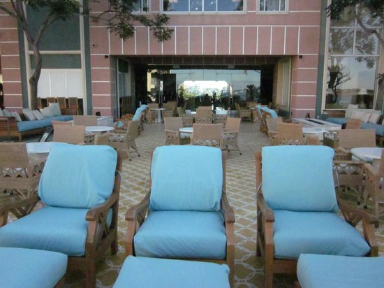 Loews Coronado Bay Resort: Deck