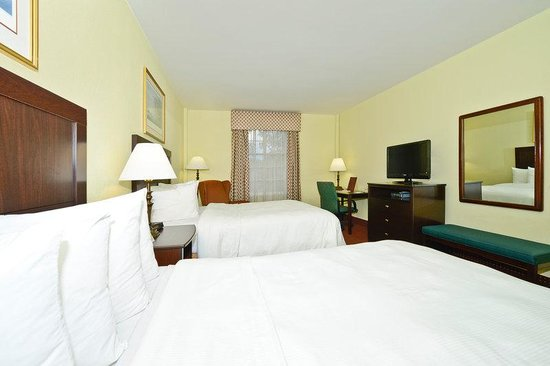 BEST WESTERN Old Colony Inn: Guest Room