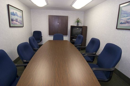 BEST WESTERN Invitation Inn: Meeting  Room