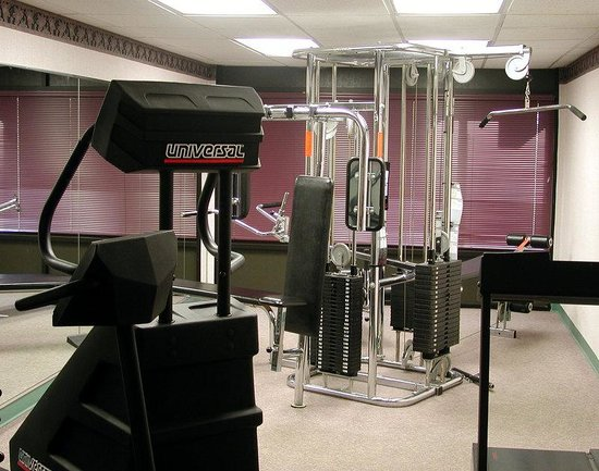 BEST WESTERN Invitation Inn: Exercise Room