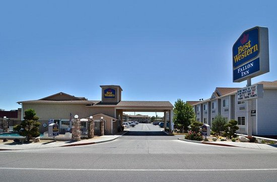BEST WESTERN Fallon Inn &amp; Suites