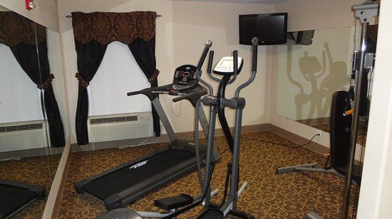 BEST WESTERN Bayou Inn: Our wellness workout center is open 24 hours.