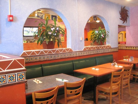 Spencer, Μασαχουσέτη: Mexicali Dining Room