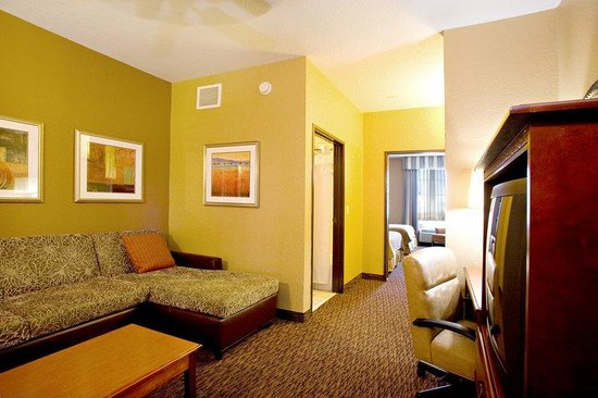Holiday Inn Express Hotel & Suites San Antonio-Downtown Market Area: Suite