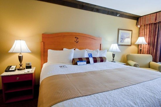 BEST WESTERN PLUS Abercorn Inn: King Standard Bedroom