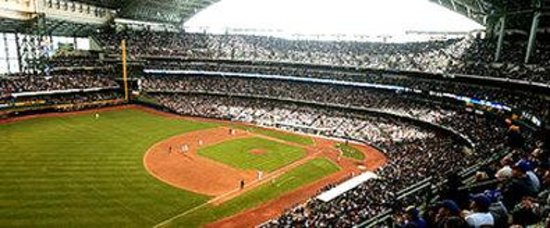 BEST WESTERN Plus Midway Hotel & Suites-Brookfield: Baseball Stadium